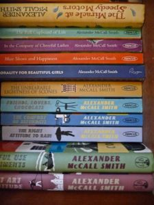 McCall Smith books