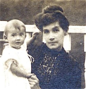 Alice and Mary: Alice worked as a housekeeper before she was a mum