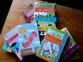 Wonderful, life-affiriming books