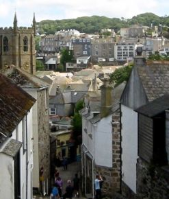 Street of St Ives