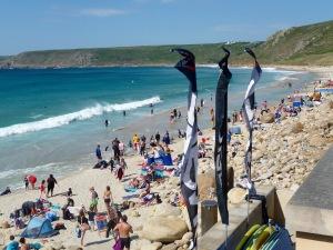 sennen beach 2
