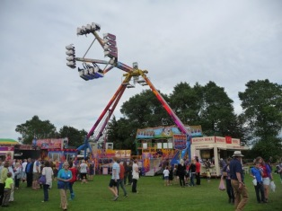 Human beings as a speices: enjoying the fun of the fair ...