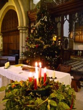 Christmas St M's