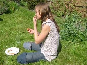 N Ben's garden 2008 - 2