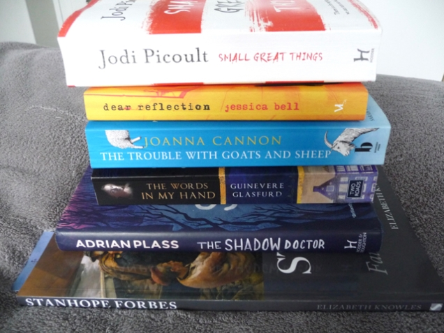 books read June-August 2017