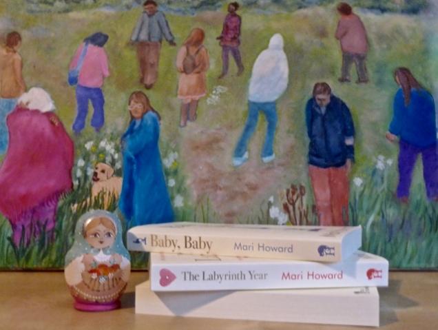 Mullins family saga mindful painting