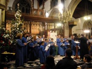 Christmas, St Margaret's